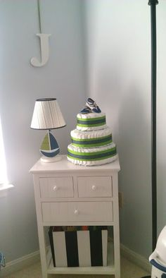 lamps diapers cakes fabrics baskets covers fabrics baby showers. Black Bedroom Furniture Sets. Home Design Ideas
