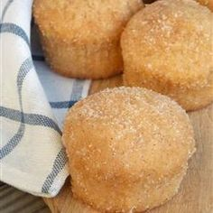"""Donut Muffins 