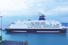This is our #ship #SnavSardegna: 161,3 metres #long - 33.336 gross #tonnage - 2.000 #passengers - 357 #cabins.  Read more in #GNV website: http://www.gnv.it/en/gnv/the-gnv-fleet-grandi-navi-veloci-s-ferries/snav-sardegna.html