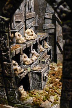 la crypte des sorcières, la clé des songes.