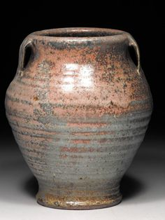 Michael Kline  |  wood-fired vase.