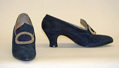 Pumps Nancy Haggerty 1920-25