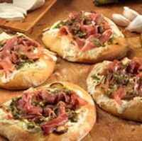 Pizza Rustica from Olive Garden