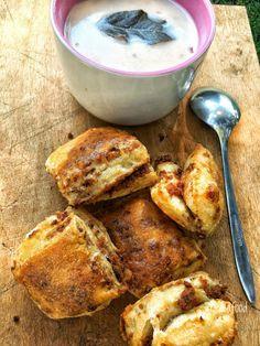 Po mnohých mesiacoch,veľa omyloch achybách sa zdá, že som konečne odhalila tajomstvo kváskovania. Asi to bude preto, že sa púšťam do vymýšľania receptov. How To Make Bread, Bread Making, French Toast, Breakfast, Food, Art, Basket, Baking, Morning Coffee