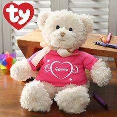 Cuddles of Love TY Teddy Bear