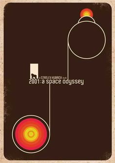 60 Beautiful Minimal Alternative Movie Posters