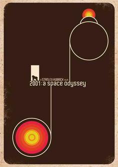 60 Beautiful Minimal Alternative Movie Posters