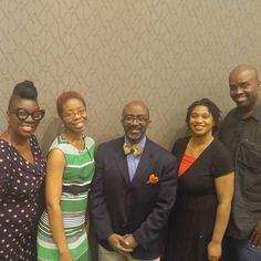 @AlfredEdmondJr with me & @HTX_AAbloggers  @blackenterprise summit  #PTCares #BESummit #HAAB #HTXAAB @Nationwide @OnYourSide