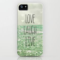 #Society6                 #love                     #Love #Laugh #Live #iPhone #Case #Olivia #StClaire  Love Laugh Live iPhone Case by Olivia Joy StClaire                            http://www.seapai.com/product.aspx?PID=1640590