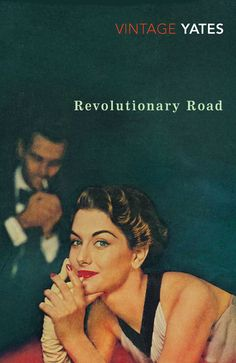 Revolutionary Road by Richard Yates. A sad and striking book about a young couple who live in a suburban Connecticut community called Revolutionary Hill Estates. The novel is set in 1955 and was a finalist for the National Book Award in 1962.
