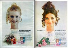 Styling by Madame Guillotine. (Funny bad ads)