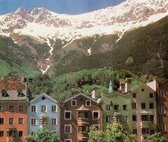 Innsbruck, Beautiful World, Beautiful Places, Travel Aesthetic, Plein Air, Creative Photography, Pretty Pictures, Aesthetic Pictures, Places To See