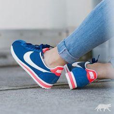 Sneakers femme - Nike Classic Cortez