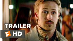 The Nice Guys Official Trailer #2 (2016) - Ryan Gosling, Russell Crowe M...