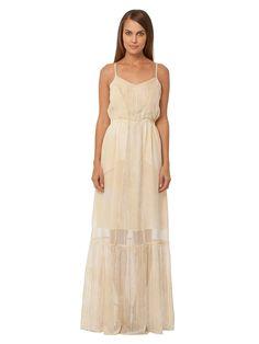 Organic maxi dresses
