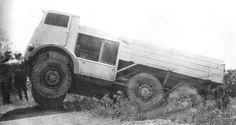 Tatra T84 6x6 /1935/ - 7478 ccm, 1500 ot/min, 65 k