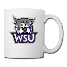 Weber State Wildcats Mug Coffee Mugs >> Quickly view this special cat product, click the image : Cat mug