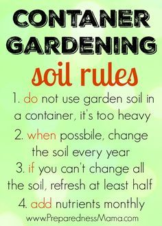5 Container Gardening Tricks - Preparedness Mama - Small garden space – no problem! Container gardening tricks to have a productive garden and grow -