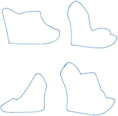/shoe-cookie-cutter-templates.html