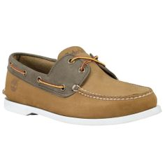 Timberland Men's Earthkeepers Brig 2Eye Leather Boat Shoes Camel 6504A ALL SIZES #Timberland #BoatShoes
