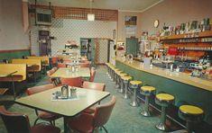 Nu-Cafe, Augusta, Wisconsin