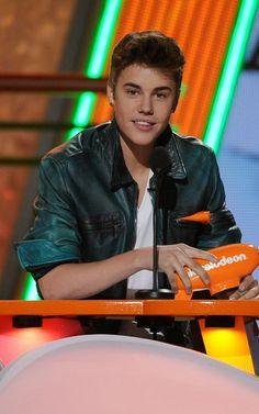 Justin Bieber @ 2012 Kids'Choice Award