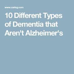 10 Different Types of Dementia that Aren't Alzheimer's Different Types Of Dementia, Dementia Types, Lewy Body Dementia, Vascular Dementia, Different Types Of Coffee, Dementia Care, Alzheimer's And Dementia, Best Travel Coffee Mug, Coffee Health Benefits