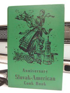 Anniversary Slovak-American Cook Book.
