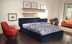 New Spring Collection for High Point Market 2018 Puzzle Lights, High Point Market, Spring Collection, Bed, Furniture, Home Decor, Headboards, Baby Born, Decoration Home