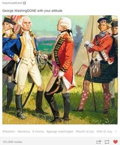 American Independence | 17 Ye Olde Things Explained By Tumblr this is funny!