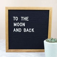 Looking for note boards? This wood and navy felt letter board is an awesome way to express yourself! Word Board, Quote Board, Message Board, Felt Letter Board, Felt Letters, Letterboard Signs, Make My Day, Clever Quotes, Inspiring Quotes