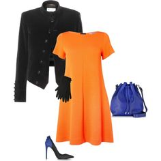 2 Royal Blue Outfit Ideas For Clear Spring