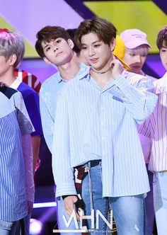 Daniel(Ong in the back) Harry Potte, Couple Memes, Daniel K, You Are My Life, Produce 101 Season 2, Ong Seongwoo, My Destiny, 2 Boys, Kim Jaehwan