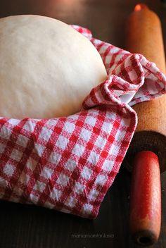 impasto per rosticceria siciliana, senza uova e senza latte