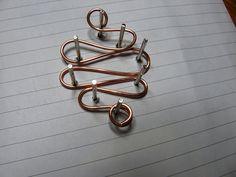 Liz Corke- bending wire tutorial