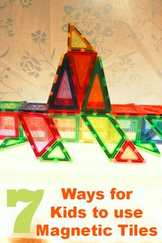 Construction+Toys+for+Kids+::+7+Ways+My+Kids+Use+Magnetic+Tiles