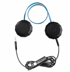 Buy Outdoor Tech Wired Chips - Universal Helmet Audio System (Black): On-Ear Headphones - ✓ FREE DELIVERY possible on eligible purchases Electronics Projects, Consumer Electronics, Samsung Galaxy S6, Bluetooth Headphones, Over Ear Headphones, Cool Motorcycle Helmets, Motorcycle News, Best Skis, Snowboarding Gear
