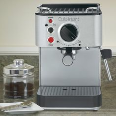 Cuisinart EM-100C Espresso Maker: Amazon.ca: Kitchen & Dining