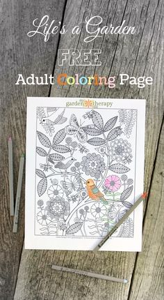 Download this free coloring page - it's addictive and fun!