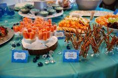 disney frozen birthday party food