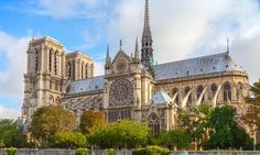 Take a break on the banks of the Seine in Paris and at the party on Barcelona's Plaza Catalunya on this 8-day trip; includes airfare