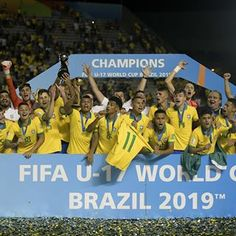 Seleção Brasileira de Futebol (@cbf_futebol) • Fotky a videá na Instagrame Fifa World Cup, Champion