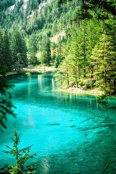Lago verde,Austria