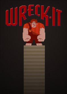 Les affiches minimalistes de jeux-video par Jinxxt