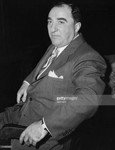 """Anybody resigns from us resigns feet first. Louis ""Little New York"" Campagna (1900 – May 30, 1955) was a New York mobster and a high-ranking member of the Chicago Outfit for over three decades."