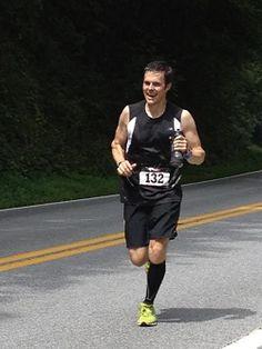 Matt Frazier Meat Free Athlete