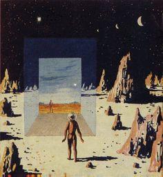 Space Art/Sci Fi Pulp Art