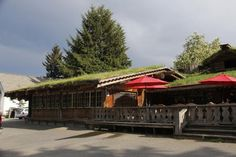 Goats on the roof...but no goats on the roof :( The Old Country Market     2310 Alberni Hwy, Coo