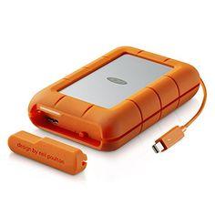 Amazon.com: Lacie 9000601 4TB Rugged RAID Thunderbolt USB 3.0 External Hard Drive: Computers & Accessories
