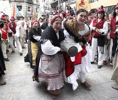 Festa da Reconquista #Galicia